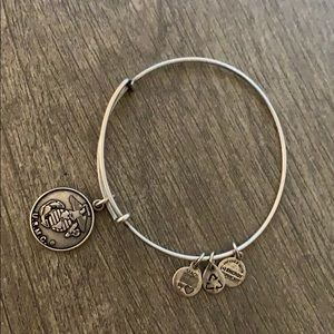 Brand new USMC Alex and ani bangle